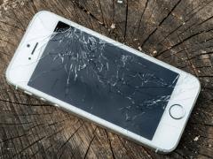 iPhone oprava displeje