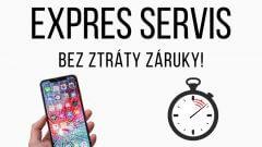 Expres servis bez ztraty zaruky