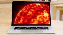 MacBook Pro rychlost